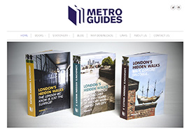 Metro Publications - London Guide Books